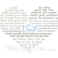 Father Art, Dad Word Art, Father Heart Word Art, Unique Handmade Word Art Typography,  PRINTABLE DIGITAL FILE