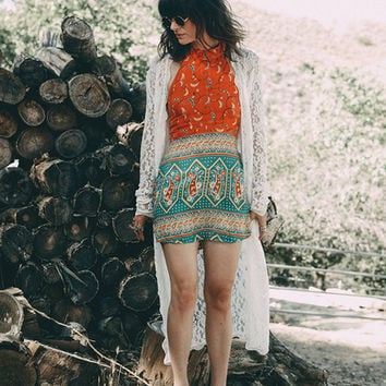 Drifter Mini Dress Saraswati - Arnhem Clothing