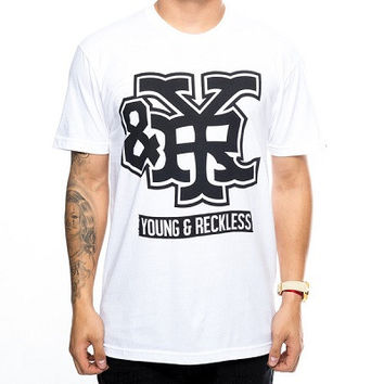 Young and Reckless - Honerable Discharge T-Shirt