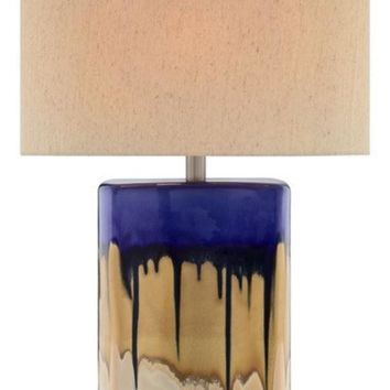 DCCK8BW CERAMIC TABLE LAMP