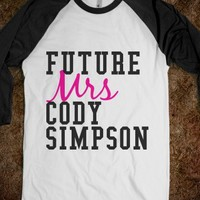 FUTURE MRS. CODY SIMPSON
