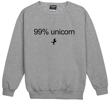99 UNICORN SWEATER
