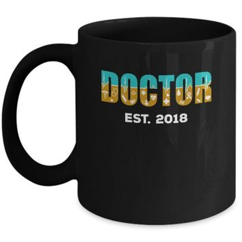 DCKIJ3 Medical School Graduation Doctor 2018 Mug