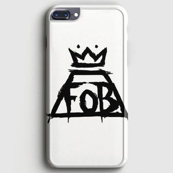 Fall Out Boy White iPhone 8 Plus Case | casescraft