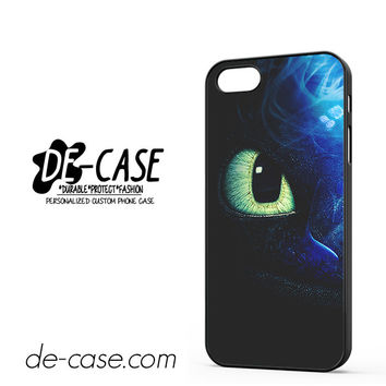 One Eyes Night Furry How Do You Train The Dragon For Iphone 5 Iphone 5S Case Phone Case Gift Present