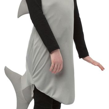 Shark Dress Tween 10-12 Costume