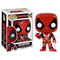 Deadpool Thumbs Up Pop Heroes Vinyl Figure
