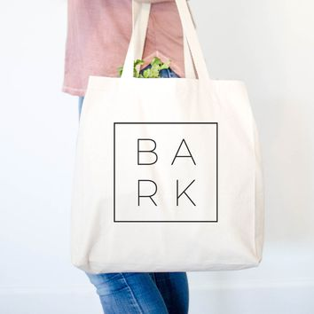 Bark - Boxed Collection - Tote Bag
