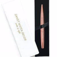 You Got This Engraved Pen in Metallic Rose Gold