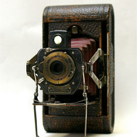 Antique Folding Pocket Kodak