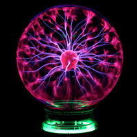 Magic PLASMA BALL RETRO Light