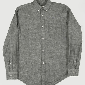 Our Legacy 1940's Shirt Black Chambray