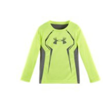 Under Armour Boys' Pre-School UA Armour Up Long Sleeve
