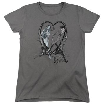Corpse Bride - Runaway Groom Short Sleeve Women's Tee