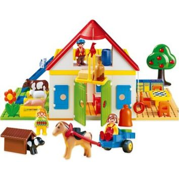 Playmobil® 1.2.3 Large Farm
