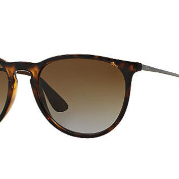 Ray-Ban Polarized RB4171 ERIKA Sunglasses | Sunglass Hut