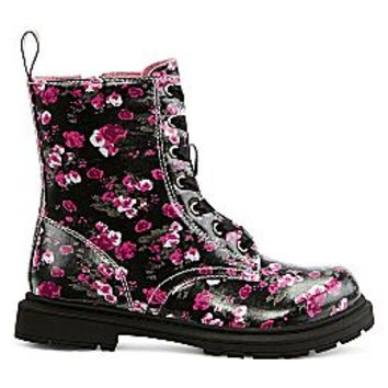 Total Girl® Caddy Girls Combat Boots