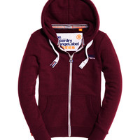 Orange Label Primary Zip Hoodie