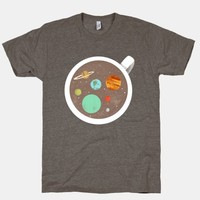 COFFEE & SPACE PLANETS