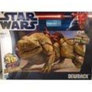 CREYN3C Star Wars 2012 Exclusive Episode I Vehicle Dewback