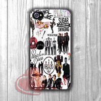 the all bands-1nya for iPhone 6S case, iPhone 5s case, iPhone 6 case, iPhone 4S, Samsung S6 Edge