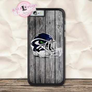 Seattle Seahawks Helmet Football Case For iPhone X 8 7 6 6s Plus 5 5s SE 5c 4 4s For iPod Touch