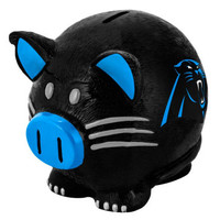 Carolina Panthers Mini Thematic Piggy Bank-NFL