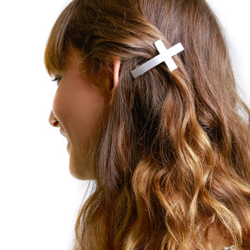 BHB Cross Hair Barrette