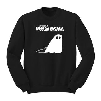 Modern Baseball The Return Crewneck
