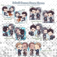 (Pre-order) Detroit Become Human Charms