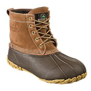 RedHead® All-Season Classic II 5-Eye Lace-Up Insulated Waterproof Boots for Ladies