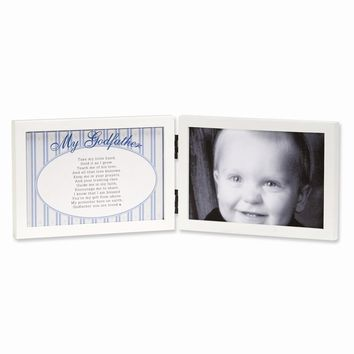 My Godfather 4x6 Photo Frame - Perfect Grandparents Gift