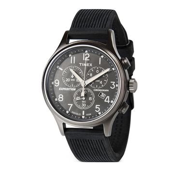 Genuine Timex Expedition Scout TW2R56100 Gents Watch Chronograph