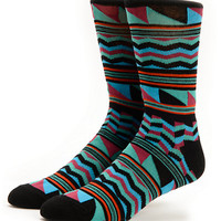 Empyre Like Spike Black Crew Socks