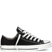 Converse Chuck Taylor All-Star Classic Low Black