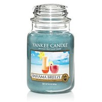 Yankee Candle Large Bahama Breeze Jar Candle 1205301E: Amazon.co.uk: Kitchen & Home