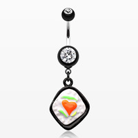 Lovely Bento Belly Button Ring