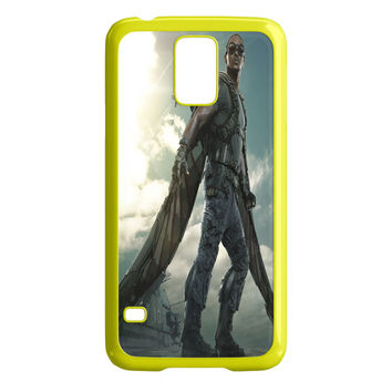 Falcon Captain America Winter Soldier Samsung Galaxy S5 Case