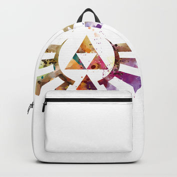 Zelda Backpack by monnprint