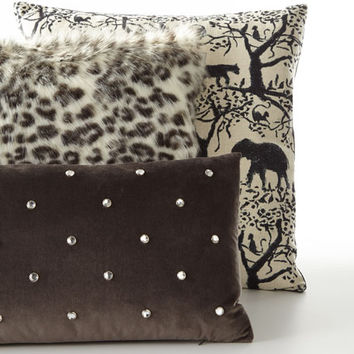 Canaan Company Taro Safari Pillow, 24 Square and Matching Items
