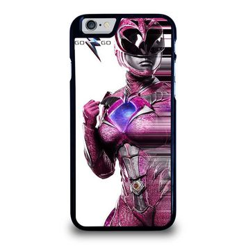 PINK POWER RANGERS iPhone 6 / 6S Case Cover