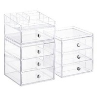 Clarity Stacking Collection | The Container Store