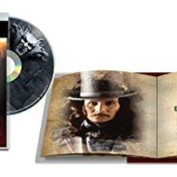 Tom Waits & Anthony Hopkins & Francis Coppola & Francis Ford Coppola -Bram Stoker's Dracula Supreme Cinema Series Clear Case
