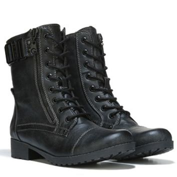 Women's Baseball Lace Up Boot