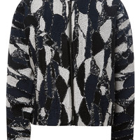 Topographic Embroidered Bomber | Moda Operandi