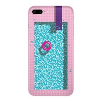 """iPhone """"Cool In The Pool"""" Phone Case. Limited Edition"""