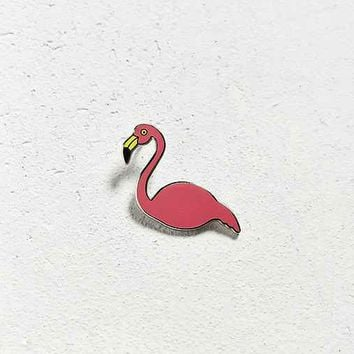 UO Flamingo Pin