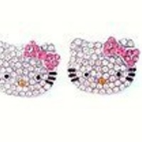 Hello Kitty ADORABLE Diamante Crystal