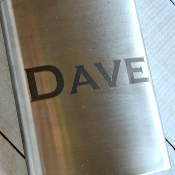 Custom Name Flask
