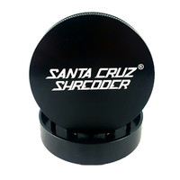 Santa Cruz Shredder 2 Piece 2 Inch (Black)